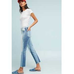 NWT AG THE ISABELLA ULTRA HIGH-RISE JEANS